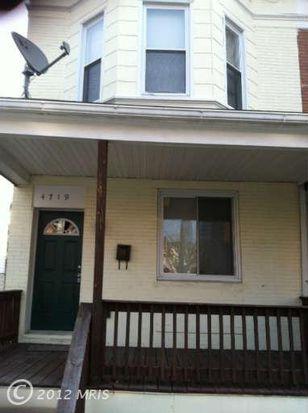 4719 Old York Rd, Baltimore, MD 21212