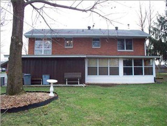 9124 W Wren Way, Middletown, IN 47356