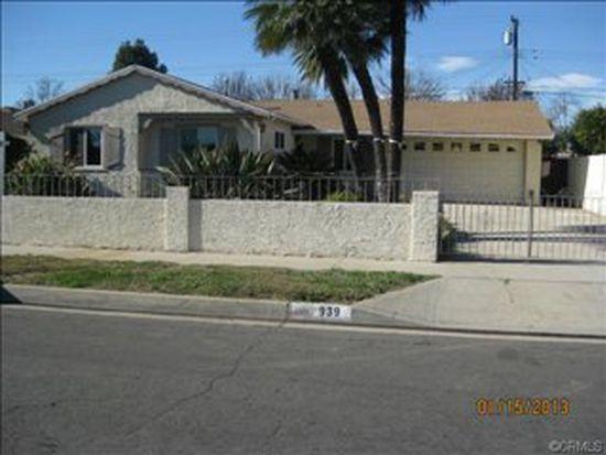 939 Cabana Ave, La Puente, CA 91744