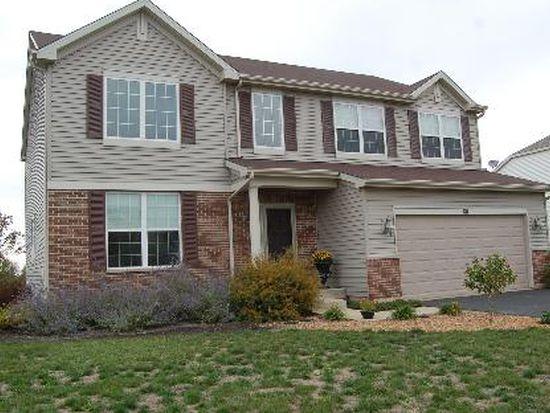 811 Hampton Ln, Yorkville, IL 60560