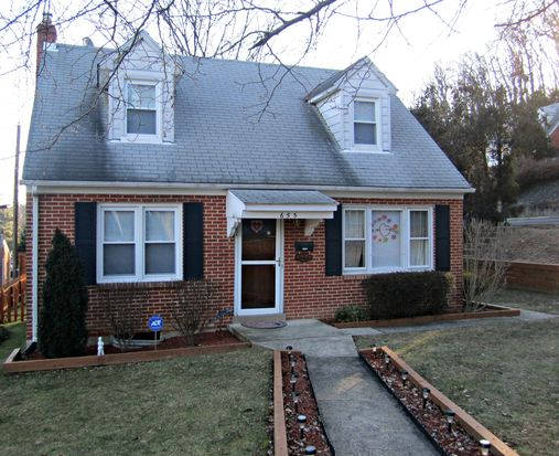 655 Dorothy Ave, Fountain Hill, PA 18015