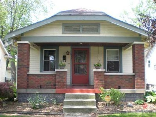 906 N Leland Ave, Indianapolis, IN 46219