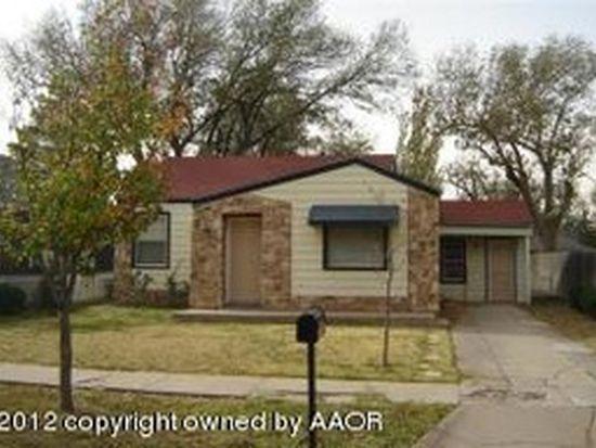 832 S Kentucky St, Amarillo, TX 79106