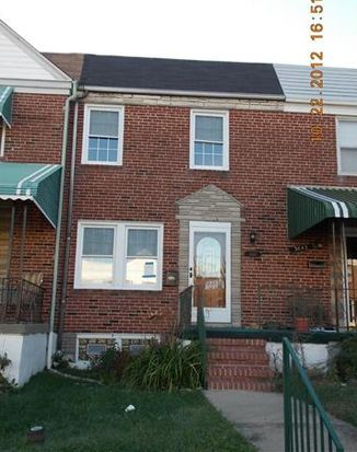3645 Chesterfield Ave, Baltimore, MD 21213