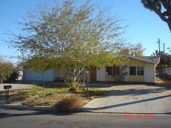 7595 Cherokee Trl, Yucca Valley, CA 92284