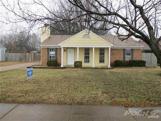 7284 Country Side Rd, Memphis, TN 38133