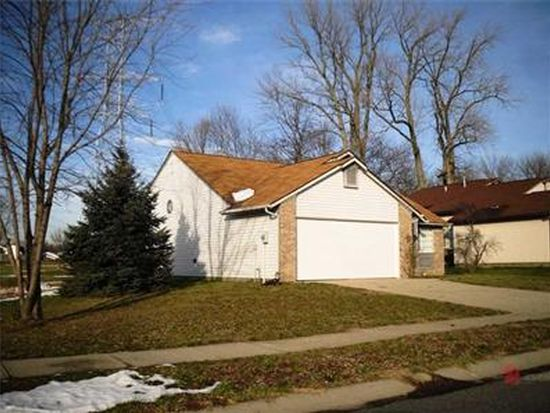 5908 Buck Rill Dr, Indianapolis, IN 46237