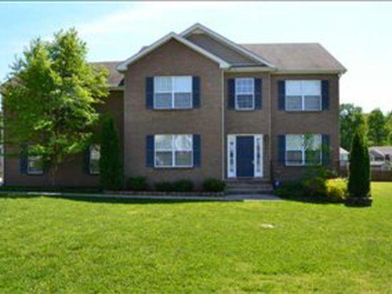3381 Shivas Rd, Clarksville, TN 37042