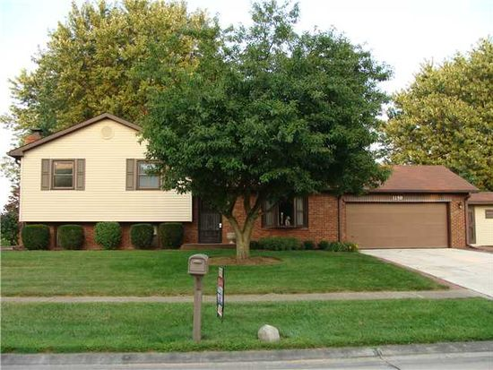 1159 Cambridge Dr, Greenwood, IN 46142