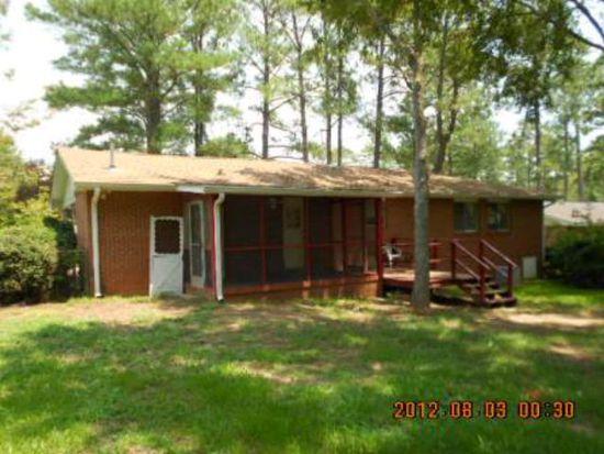 1871 Tanglewood Rd, Milledgeville, GA 31061