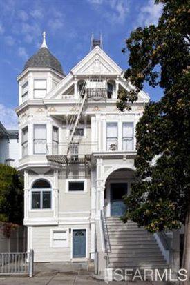758 Haight St APT 1, San Francisco, CA 94117
