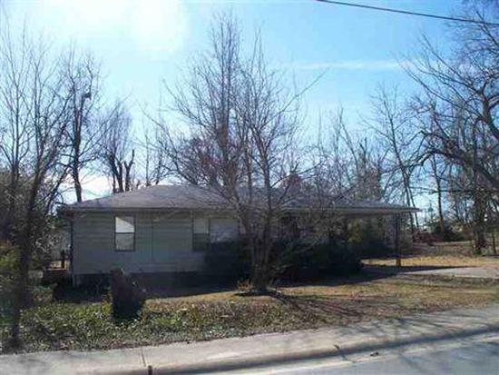 328 E 3rd St, Mountain Home, AR 72653