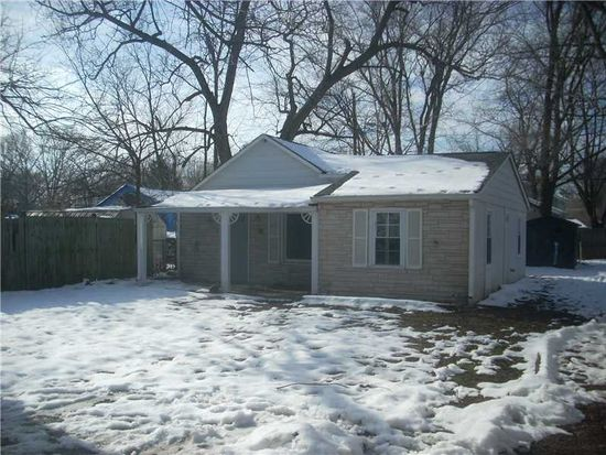 2642 Collier St, Indianapolis, IN 46241