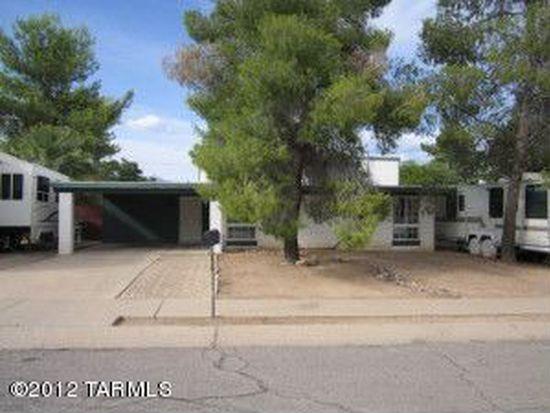 8145 E Balfour Dr, Tucson, AZ 85710