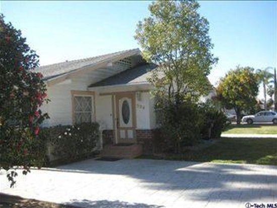 524 South St, Glendale, CA 91202