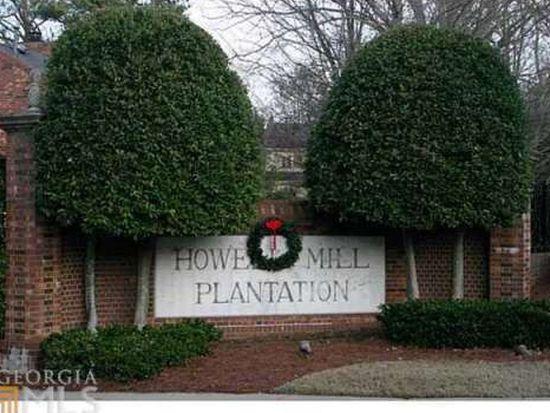 26 Howell Mill Plantation NW, Atlanta, GA 30327