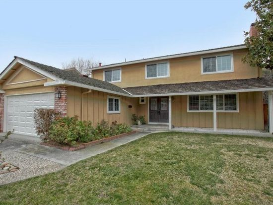1053 Bentoak Ln, San Jose, CA 95129