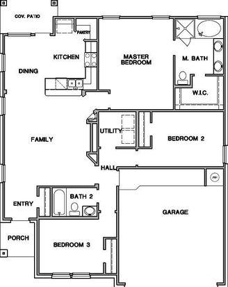 1929 Kachina Lodge Rd, Fort Worth, TX 76131