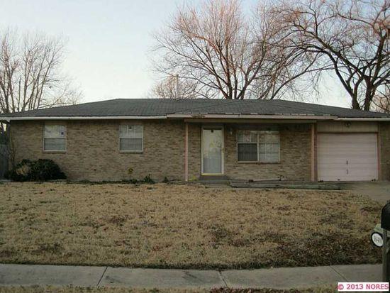16401 E 1st Pl, Tulsa, OK 74108