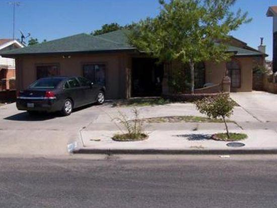 1726 Leroy Bonse Dr, El Paso, TX 79936