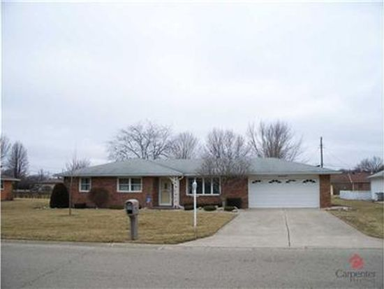 3312 River Park Dr, Anderson, IN 46012