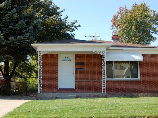 6235 Ashton Ave, Detroit, MI 48228