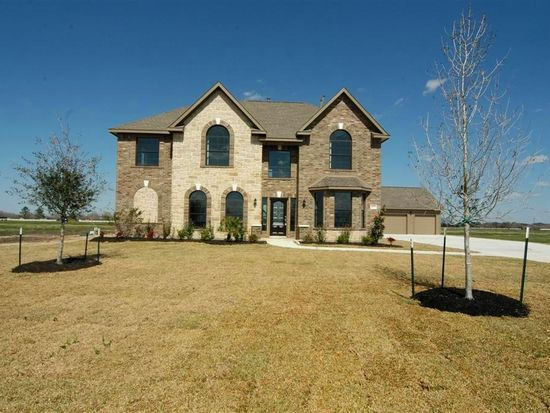 4727 Magnolia Bend Dr, Rosharon, TX 77583