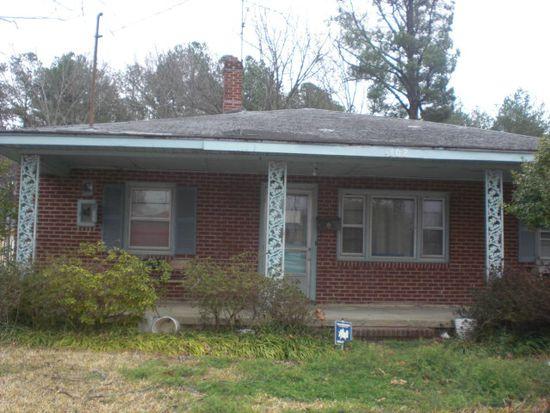 1302 E Highland Ave, Rocky Mount, NC 27801
