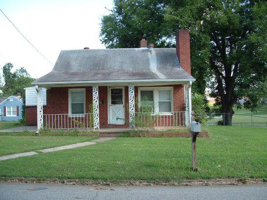 827 S Hargrave St, Lexington, NC 27292