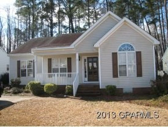 4436 Surrey Meadows Dr, Winterville, NC 28590