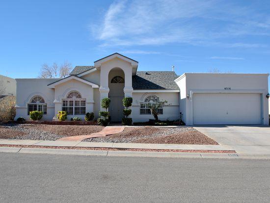 6516 Isla Del Rey Dr, El Paso, TX 79912