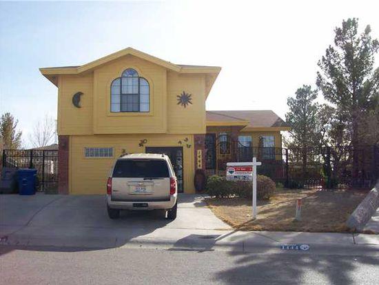 1444 Desierto Rico Ave, El Paso, TX 79912