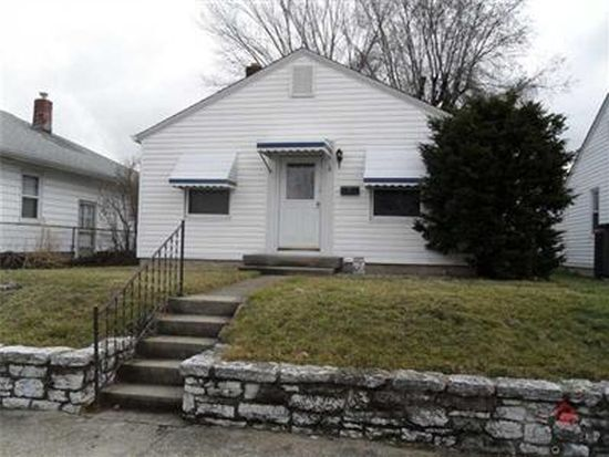 151 S 5th Ave, Beech Grove, IN 46107