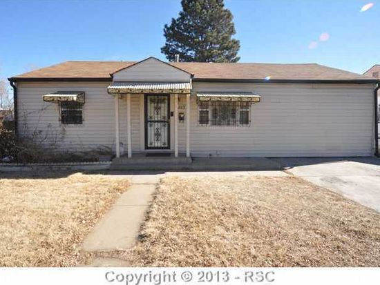 1929 S El Paso Ave, Colorado Springs, CO 80905
