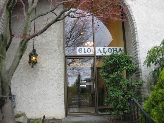 610 Aloha St APT 304, Seattle, WA 98109