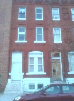338 Presstman St, Baltimore, MD 21217