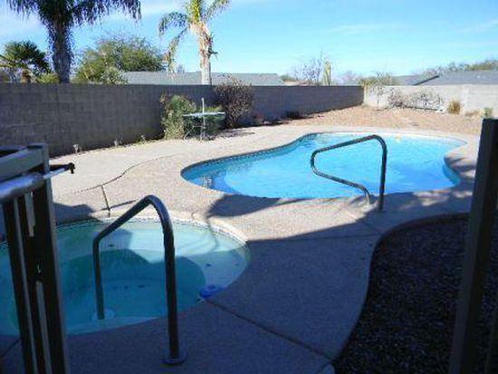 9741 E Stonehaven Way, Tucson, AZ 85747