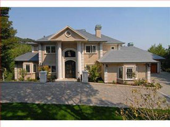 630 Pullman Rd, Hillsborough, CA 94010