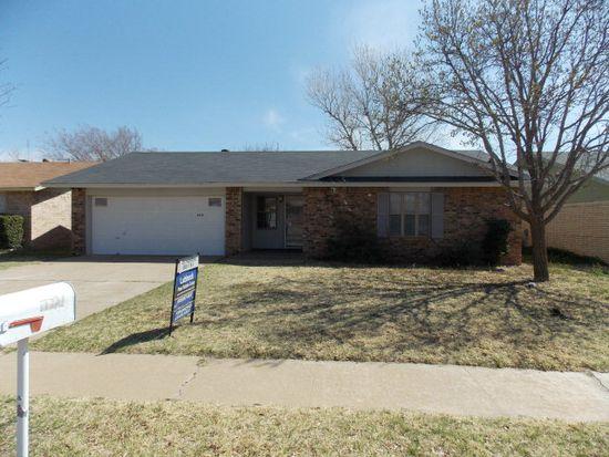 8215 Flint Ave, Lubbock, TX 79423