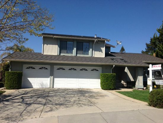 3587 Slopeview Dr, San Jose, CA 95148