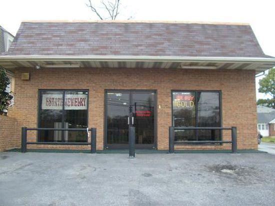 714 S Main St, Salisbury, NC 28144