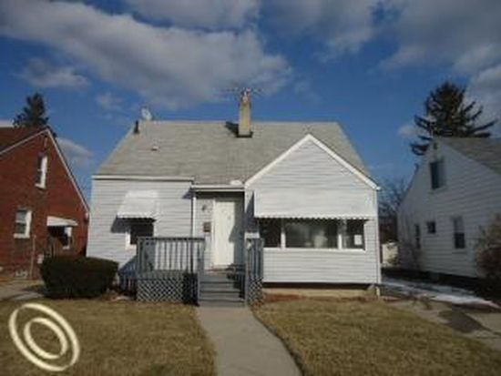 6746 Greenview Ave, Detroit, MI 48228