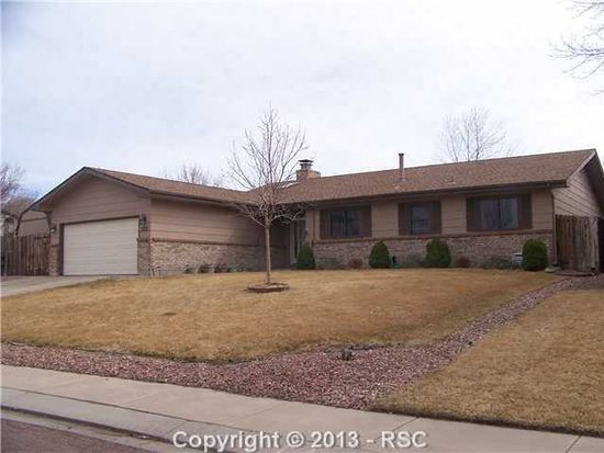 2125 Crystal River Dr, Colorado Springs, CO 80915