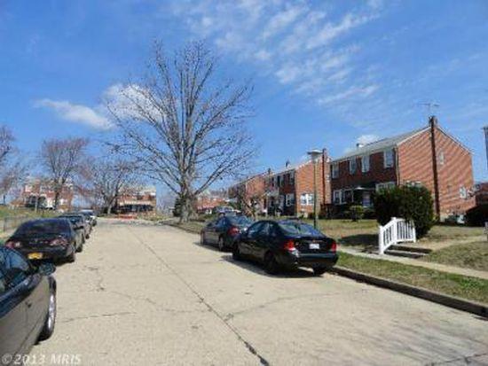 3914 Wilke Ave, Baltimore, MD 21206