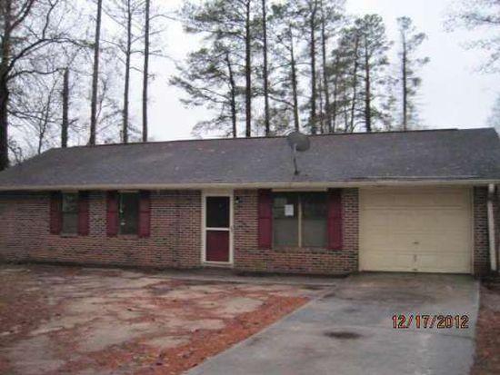 268 Christopher Cir, Fort Valley, GA 31030