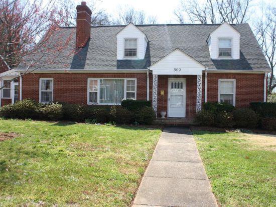 309 Oakdale St, Martinsville, VA 24112