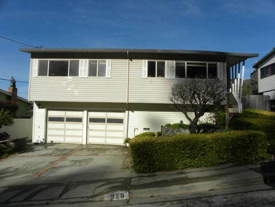 929 Regina Way, Pacifica, CA 94044