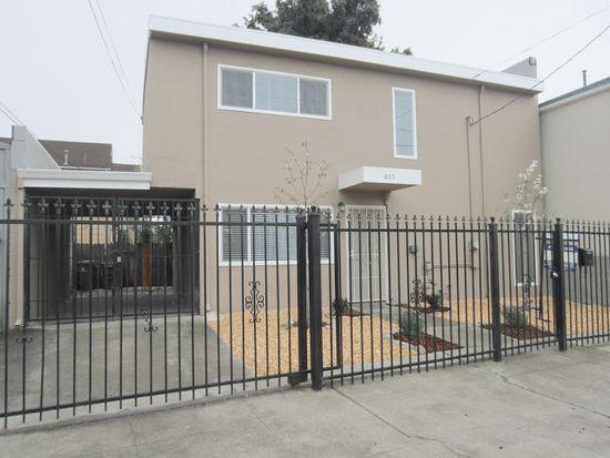 805 Apgar St, Oakland, CA 94608