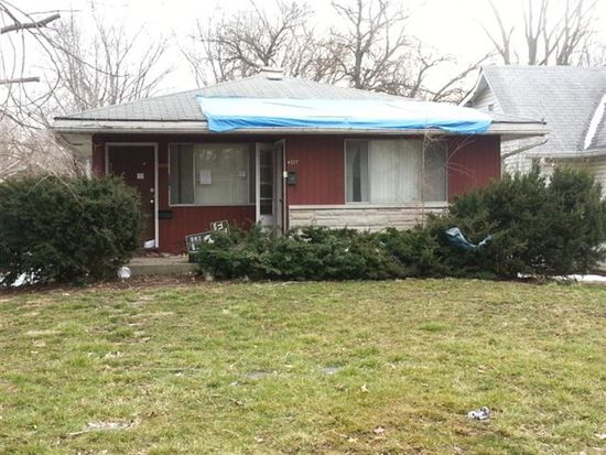 4337 Crittenden Ave, Indianapolis, IN 46205