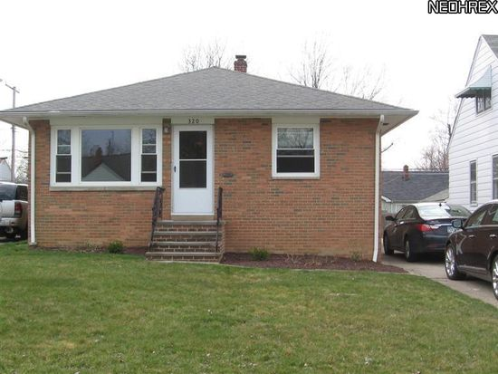 320 E 248th St, Cleveland, OH 44123